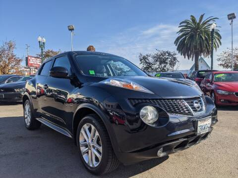 2013 Nissan JUKE for sale at Convoy Motors LLC in National City CA