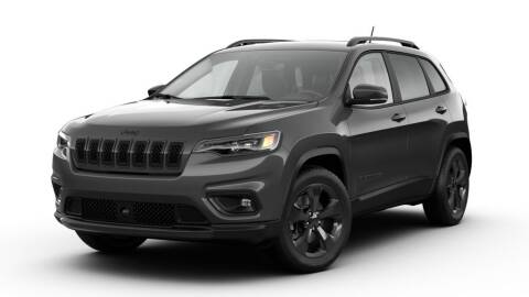 2021 Jeep Cherokee for sale at FRED FREDERICK CHRYSLER, DODGE, JEEP, RAM, EASTON in Easton MD