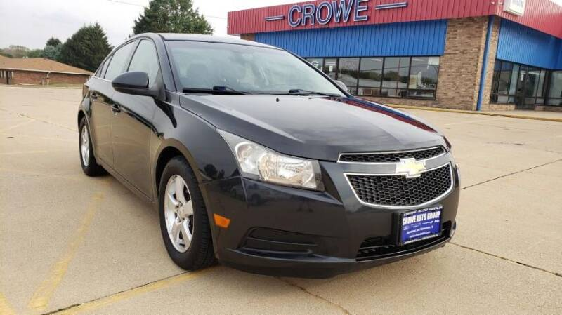2011 Chevrolet Cruze for sale at Crowe Auto Group in Kewanee IL
