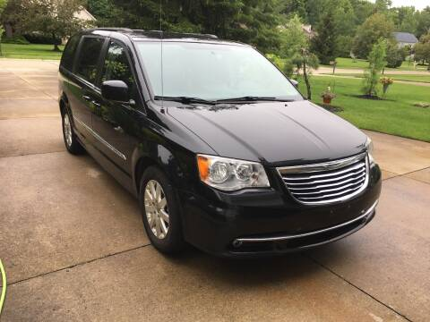 2014 Chrysler Town and Country for sale at Payless Auto Sales LLC in Cleveland OH