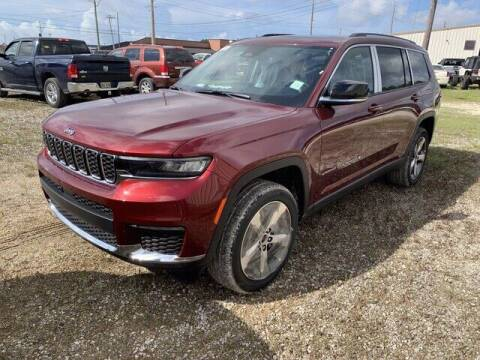 2021 Jeep Grand Cherokee L for sale at CROWN  DODGE CHRYSLER JEEP RAM FIAT in Pascagoula MS