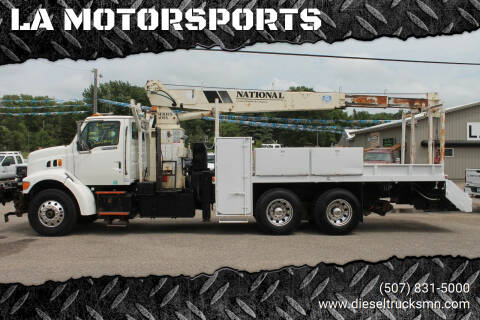 1998 Ford Louisville 8500 for sale at LA MOTORSPORTS in Windom MN