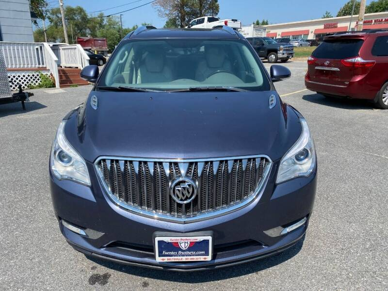 2013 Buick Enclave for sale at Fuentes Brothers Auto Sales in Jessup MD