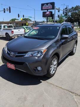 2015 Toyota RAV4 for sale at Corridor Motors in Cedar Rapids IA
