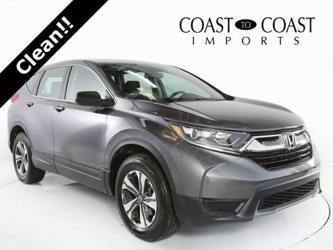 2019 Honda CR-V for sale at Coast to Coast Imports in Fishers IN