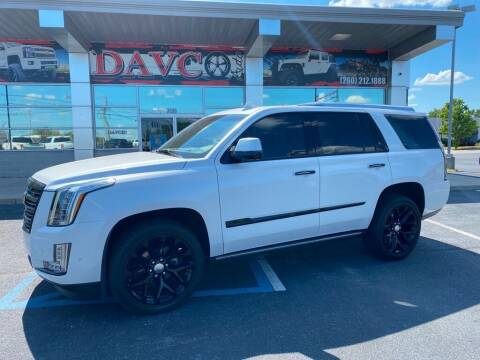 2018 Cadillac Escalade for sale at Davco Auto in Fort Wayne IN