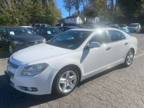 2012 Chevrolet Malibu for sale at Car Online in Roswell GA