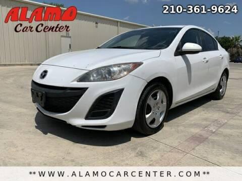 2010 Mazda MAZDA3 for sale at Alamo Car Center in San Antonio TX
