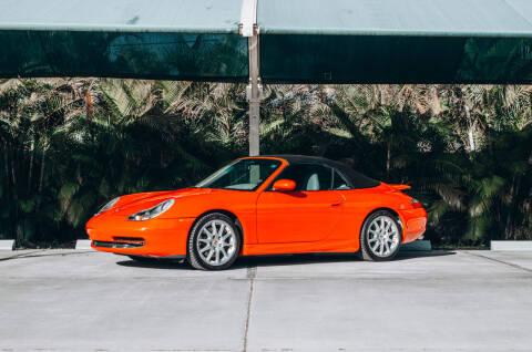 2001 Porsche 911 for sale at Exquisite Auto in Sarasota FL