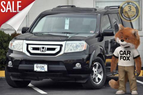 2009 Honda Pilot for sale at JDM Auto in Fredericksburg VA