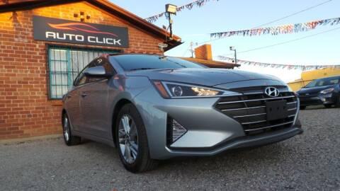 2020 Hyundai Elantra for sale at Auto Click in Tucson AZ
