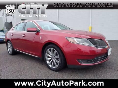 2014 Lincoln MKS for sale at City Auto Park in Burlington NJ