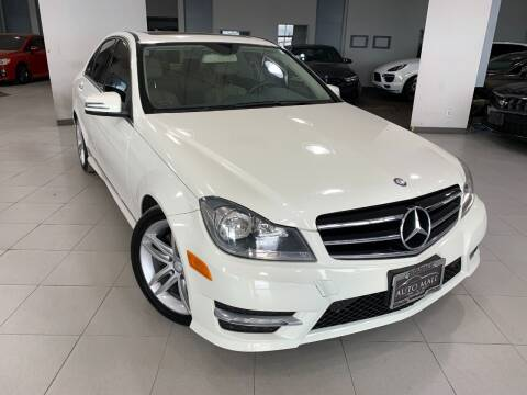 2012 Mercedes-Benz C-Class for sale at Auto Mall of Springfield in Springfield IL