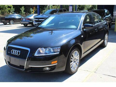 2007 Audi A6 for sale at Inline Auto Sales in Fuquay Varina NC