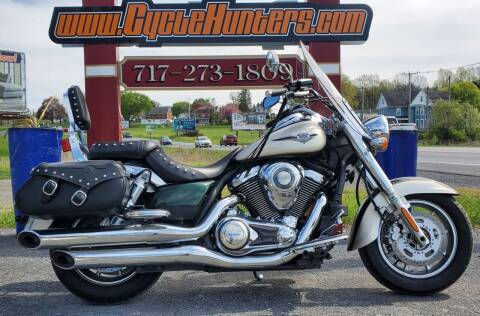 2009 Kawasaki VN 1700 LT for sale at Haldeman Auto in Lebanon PA