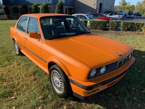 1991 BMW 3 Series for sale at Essen Motor Company, Inc in Lebanon TN