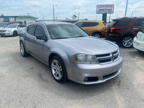 2013 Dodge Avenger for sale at Jamrock Auto Sales of Panama City in Panama City FL