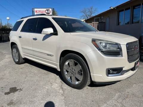 2013 GMC Acadia for sale at Auto A to Z / General McMullen in San Antonio TX