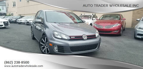 2012 Volkswagen GTI for sale at Auto Trader Wholesale Inc in Saddle Brook NJ