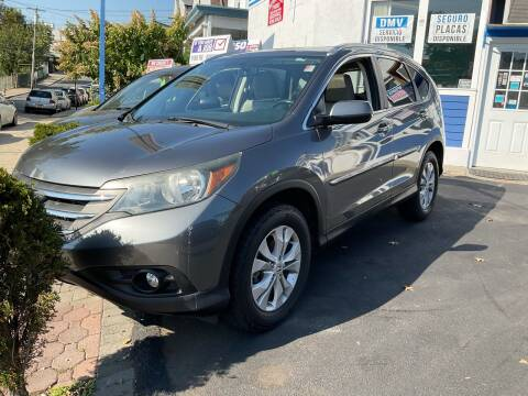 2014 Honda CR-V for sale at White River Auto Sales in New Rochelle NY