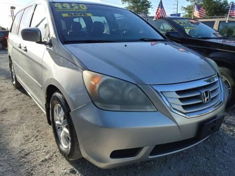 2008 Honda Odyssey for sale at AFFORDABLE AUTO SALES OF STUART in Stuart FL