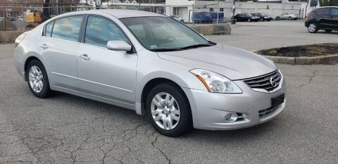 2012 Nissan Altima for sale at iDrive in New Bedford MA