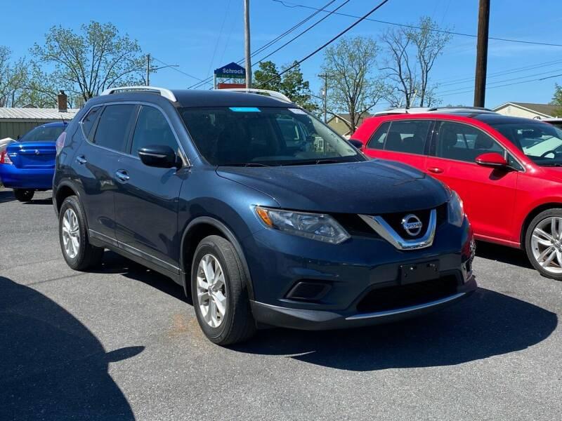 2015 Nissan Rogue for sale at Va Auto Sales in Harrisonburg VA