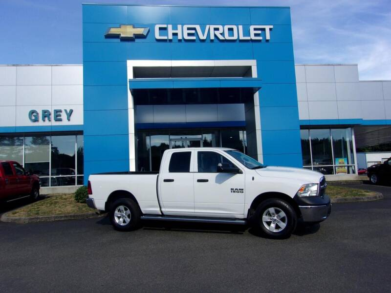 2017 RAM Ram Pickup 1500 for sale at Grey Chevrolet, Inc. in Port Orchard WA