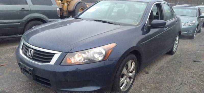 2010 Honda Accord for sale at GDT AUTOMOTIVE LLC in Hopewell NY