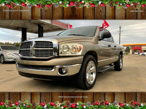 2008 Dodge Ram Pickup 1500 for sale at Houston Auto Emporium in Houston TX