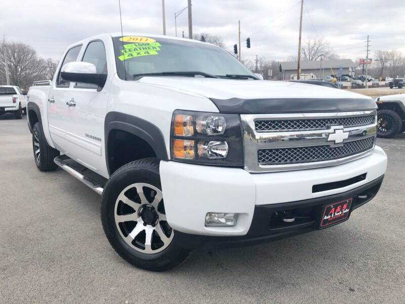 2011 Chevrolet Silverado 1500 for sale at A & S Auto and Truck Sales in Platte City MO