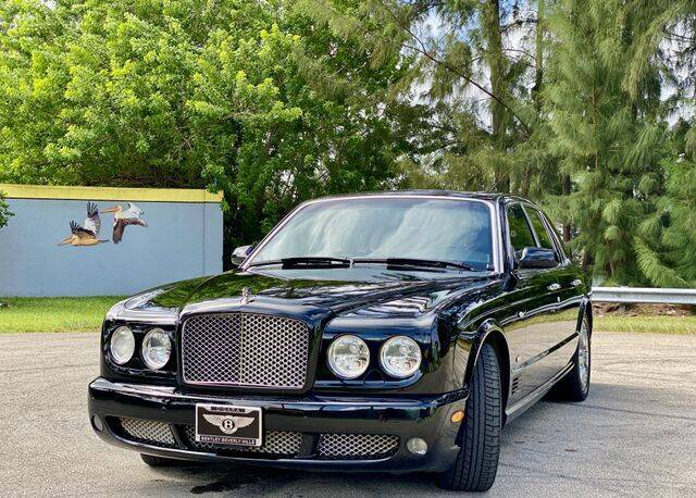 2007 Bentley Arnage for sale at Exclusive Impex Inc in Davie FL