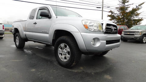 2007 Toyota Tacoma for sale at Action Automotive Service LLC in Hudson NY