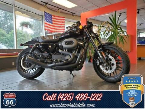 2020 Harley Davidson XL1200CX for sale at BROOKS BIDDLE AUTOMOTIVE in Bothell WA