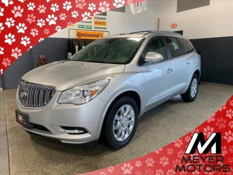 2015 Buick Enclave for sale at Meyer Motors in Plymouth WI