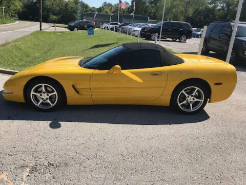 2001 Chevrolet Corvette for sale at Car Connections in Kansas City MO