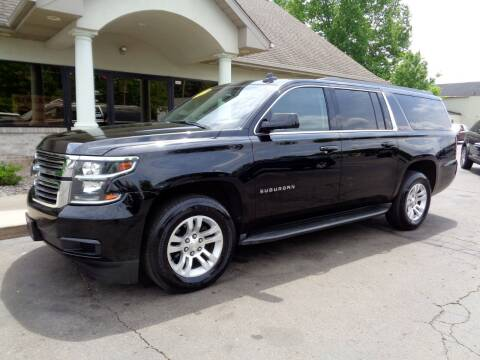 2015 Chevrolet Suburban for sale at DEALS UNLIMITED INC in Portage MI