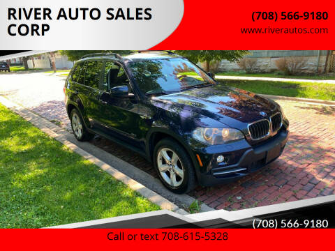 2007 BMW X5 for sale at RIVER AUTO SALES CORP in Maywood IL