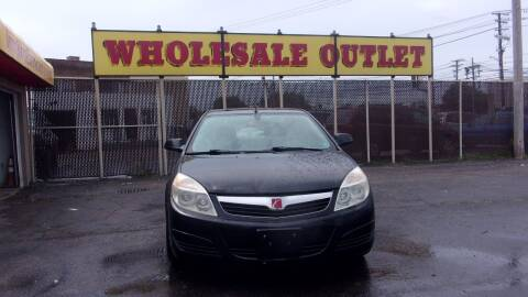 2007 Saturn Aura for sale at LONG BROTHERS CAR COMPANY in Cleveland OH