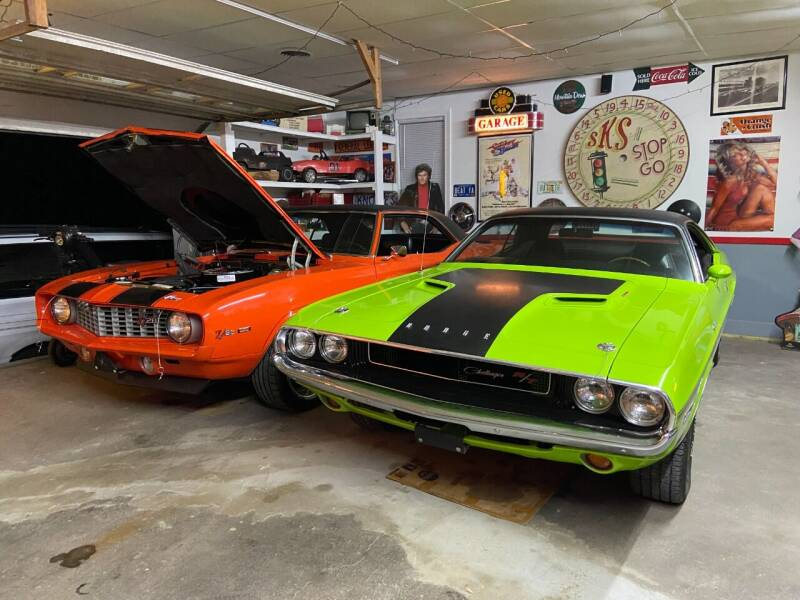 1970 Dodge Challenger for sale at Right Pedal Auto Sales INC in Wind Gap PA