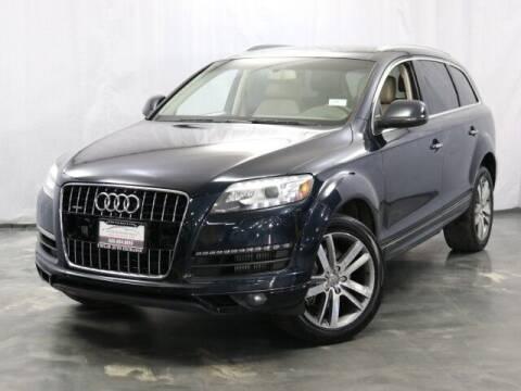 2011 Audi Q7 for sale at United Auto Exchange in Addison IL
