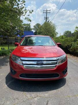2010 Ford Fusion for sale at Affordable Dream Cars in Lake City GA