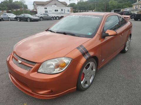 2006 Chevrolet Cobalt for sale at Mulligan's Auto Exchange LLC in Paxinos PA
