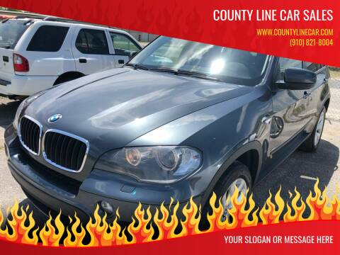 2011 BMW X5 for sale at County Line Car Sales Inc. in Delco NC