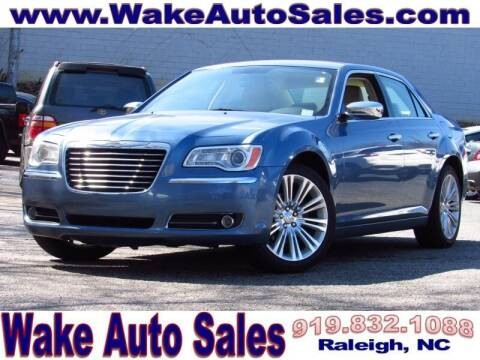 2011 Chrysler 300 for sale at Wake Auto Sales Inc in Raleigh NC