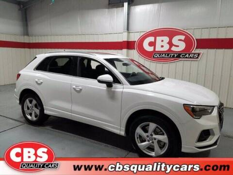 2020 Audi Q3 for sale at CBS Quality Cars in Durham NC