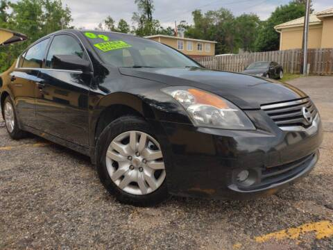 2009 Nissan Altima for sale at The Auto Connect LLC in Ocean Springs MS