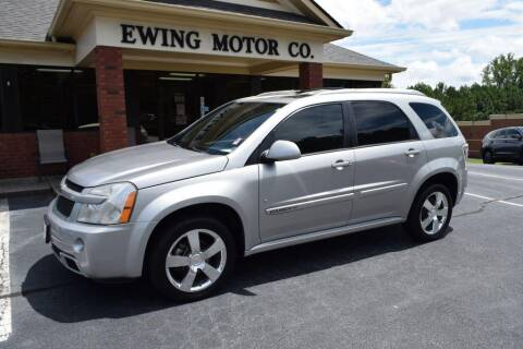 2008 Chevrolet Equinox for sale at Ewing Motor Company in Buford GA