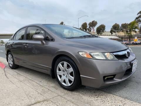 2009 Honda Civic for sale at Beyer Enterprise in San Ysidro CA