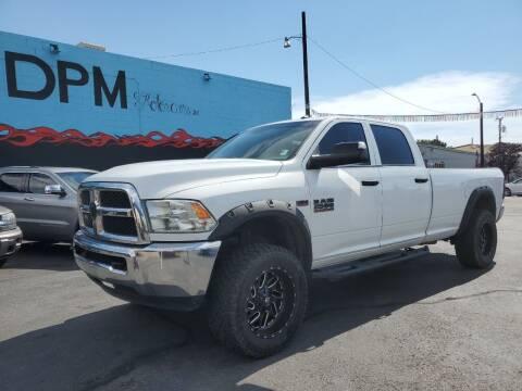 2014 RAM Ram Pickup 2500 for sale at DPM Motorcars in Albuquerque NM